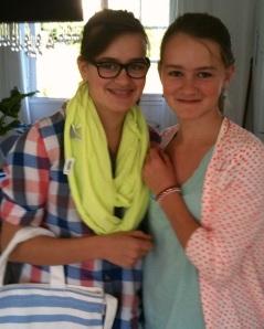 Celeste & Claire