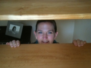 Where is Melinda?