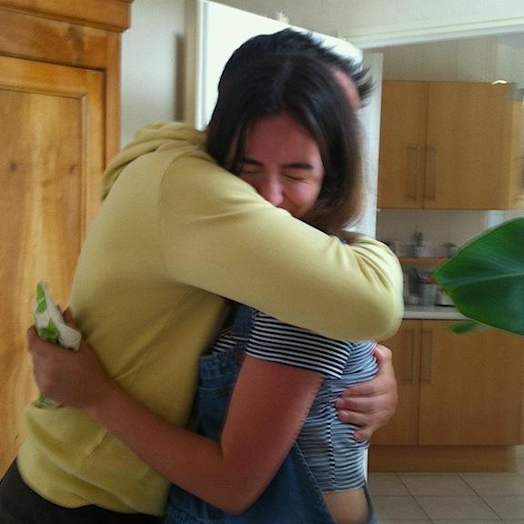 Chloe's* Hug