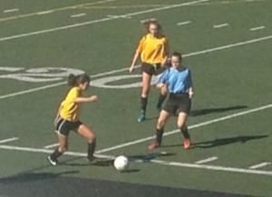 Soccer Action I