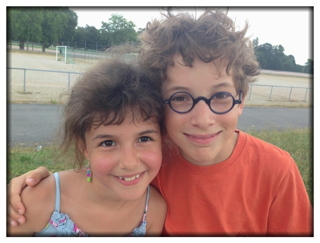 These are the children Chloe took care of during the sabbatical. More on that in the next post.
